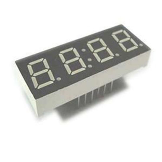 0.28 Inch Four Digit LED 7 Segment Display pictures & photos