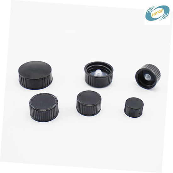 Black Phenolic Cap Bakelite Caps