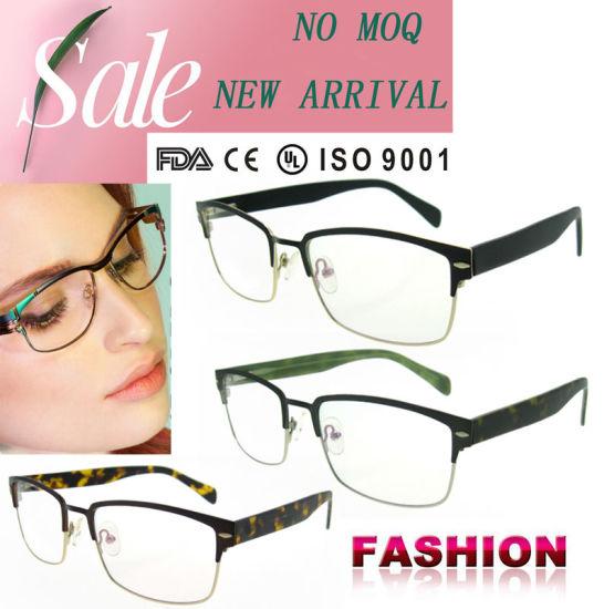 0c5b94240874 Fashion Wholesale Optical Eyeglasses Frame Metal Designers Eyeglasses Frames  pictures   photos