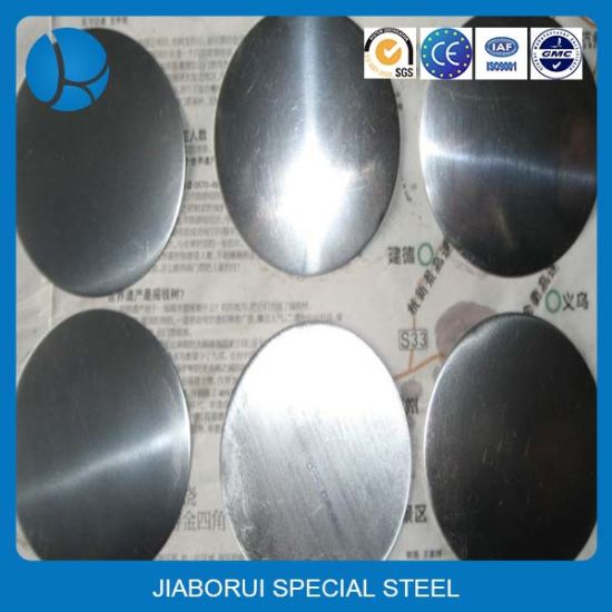 Food Grade 304 304L 316 316L Stainless Steel Circles pictures & photos