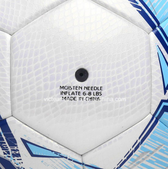 Professional PU EVA Synthetic Leather Soccer Ball pictures & photos