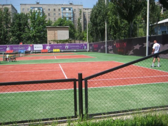 China Tennis Court Artificial Grass With Factory Sf13w6 China