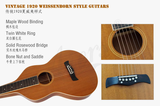 Weissenborn Hawaiian Slide Guitar for Sale pictures & photos