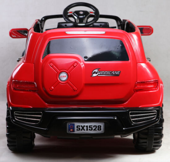 4 Seater Kids Electric Ride On Car Toys