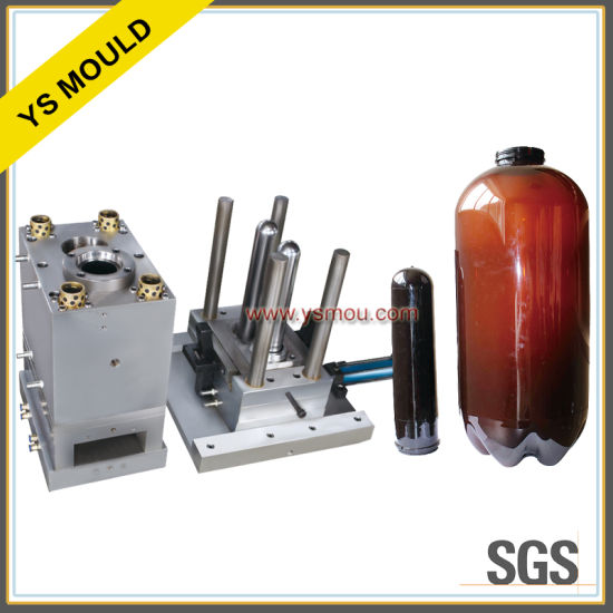 Plastic Injection 3 Gallon Pet Preform Mould (YS20)
