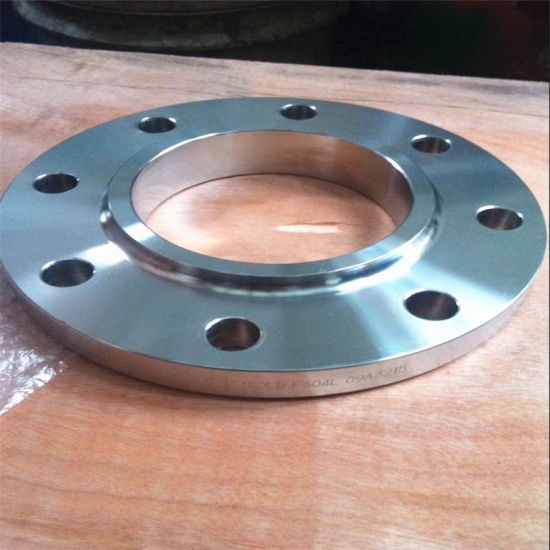 ANSI B16.5 Slip on Stainless Steel F321 Flanges