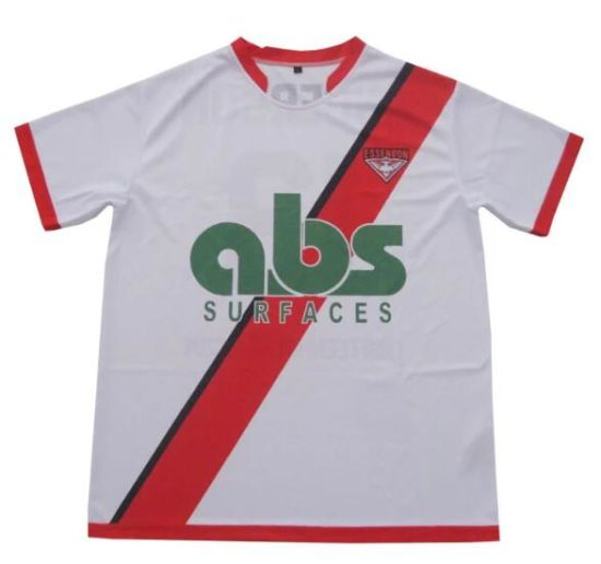 bd5fc06fb 2019 Best Quality Customized Youth Sublimation Soccer Jerseys Football Shirt