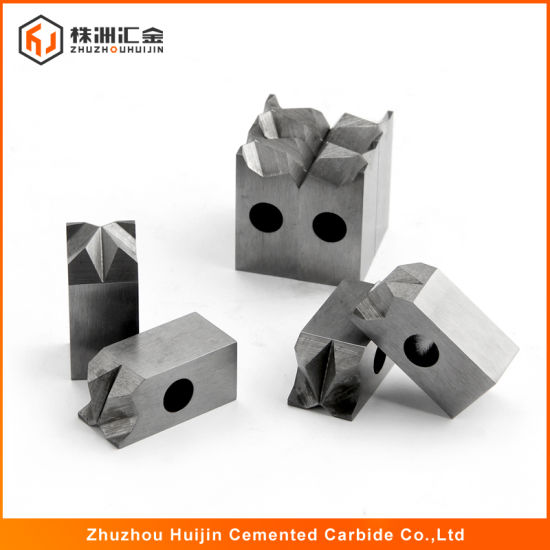 Tungsten Carbide Punching Die Carbide Moulds for Cutting Nail