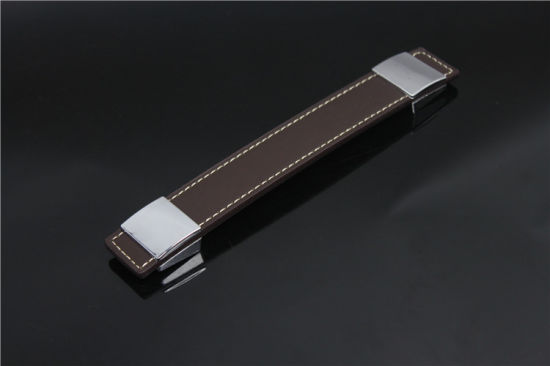A18 Brown Hand Drawer Cabinet Door Handle Furniture Hardware
