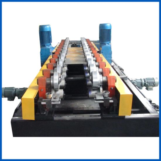 Manufacturer Steel Shutter Door Frame Roll Forming Machine Making Machinery