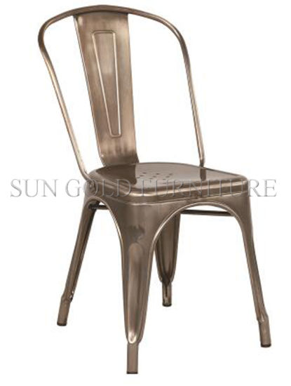 Vintage Home Furniture Metal Chair Dining Room/ Office Chair (SZ-DCE333)