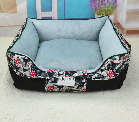 Washable Super Soft Pet Bed Cat House/Dog Bed (KA0074) pictures & photos