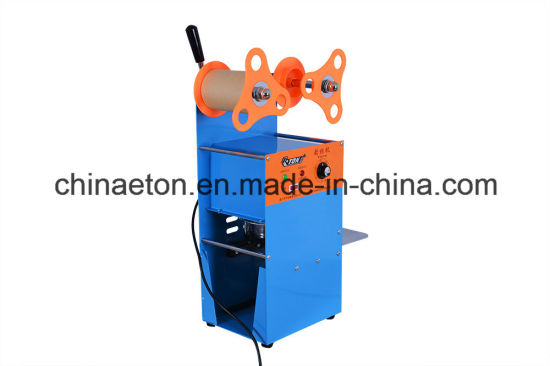 Manual Sealing Machine, Cup Sealer with Counter Et-D9