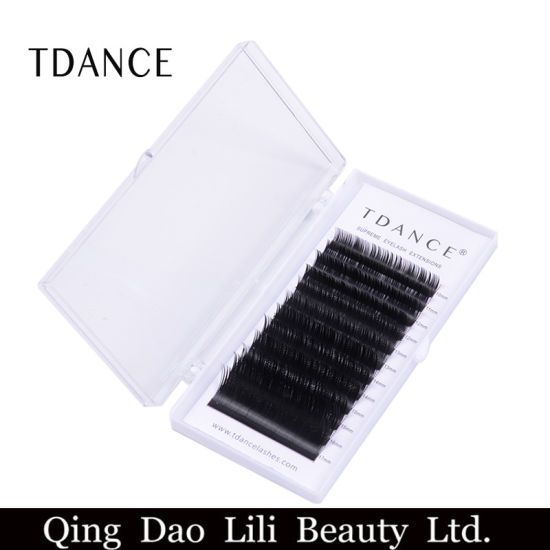 3f41307fd57 Private Label Faux Mink Eyelash Extensions Blooming Lash Extensions Premium  Quality pictures & photos