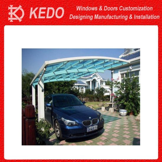 Water-Proof and Anti-UV Clear Cheap Patio Car Parking Anti Awning