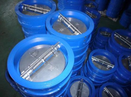 ISO9001 Approved Manufacturer Wholesale Price Casting Iron Wafer Butterfly Check Valve