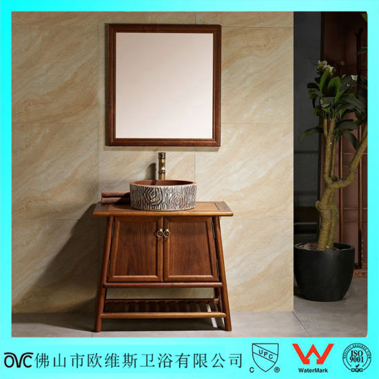 Chinese Style Antique Bathroom Furniture Vanity - Chinese Style Antique Bathroom Furniture Vanity - China Vanity