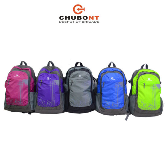 Chubont New Leisure Outdoor Travel Backpack pictures & photos