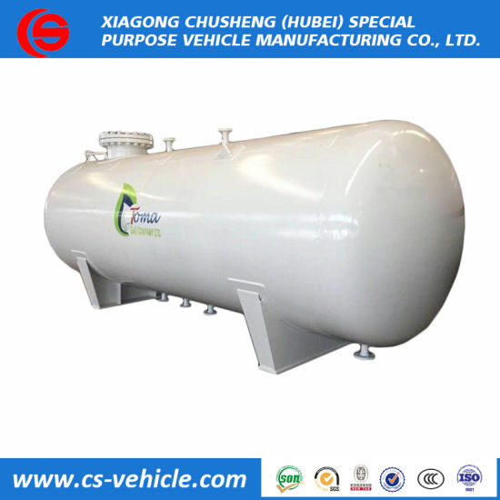 Cheap Price Used LPG Toroidal Tank LPG Gas Tank 10000liters 5tons LPG Storage Tank Price pictures & photos