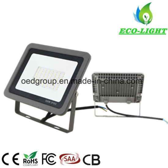 New Type IP65 Outdoor Waterproof 50W LED SMD Floodlight