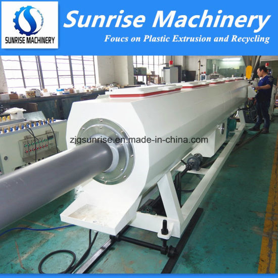 Pipe Production Line for Plastic PVC Water Pipe and Conduit Pipe Production pictures & photos