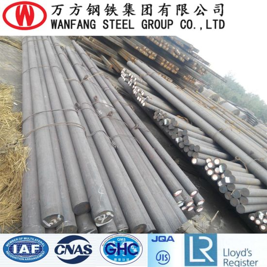 Sm400 Hot Rolled Alloy Steel Round Bars