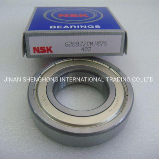 NSK 6208ZC3 SINGLE ROW BALL BEARING