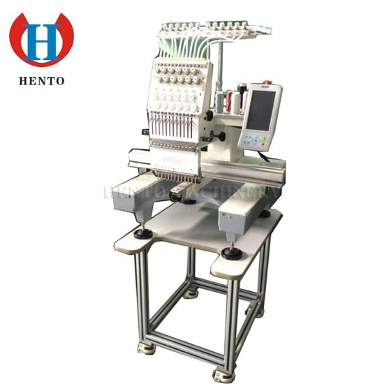 High Sensitivity Embroidery Machine For Sale