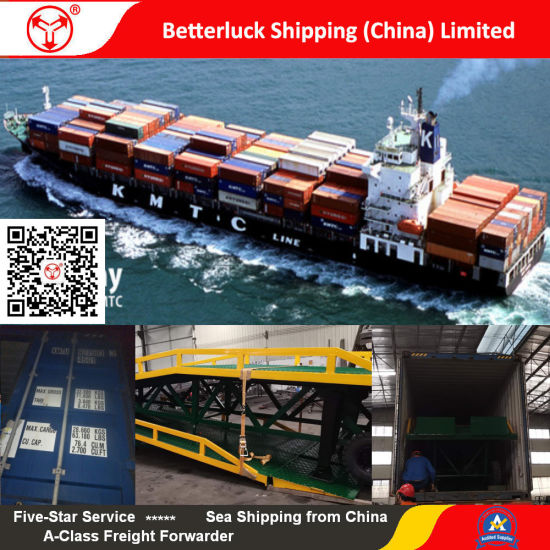 Shipping Freight Logistics Services from Foshan China to