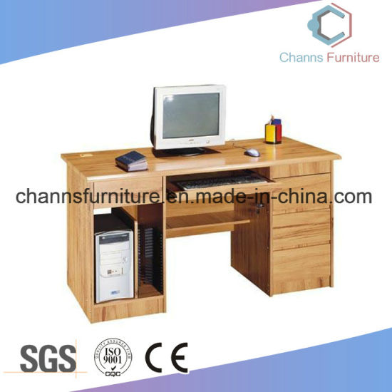 Excellent Office Wooden Staff Desk Computer Table