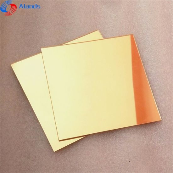 China 1mm Gold Acrylic Mirror Sheets For Decoration China Mirrored Acrylic Sheet Mirror Acrylic Sheet