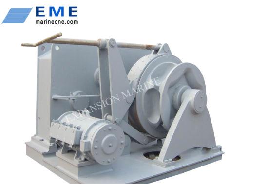 Marine Electric Hydraulic Diesel Anchor Windlass