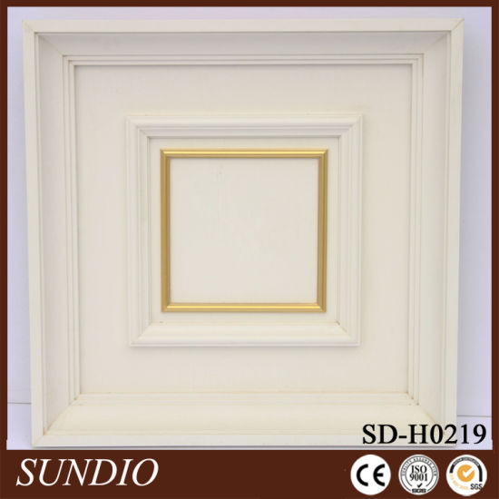 Indoor Decorative Waterproof WPC Ceiling Panel for Living Room pictures & photos
