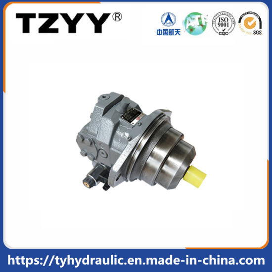 Hydraulic Piston Motor - Zm-80ez4 Type Inclined Shaft Plunger Variable Motor