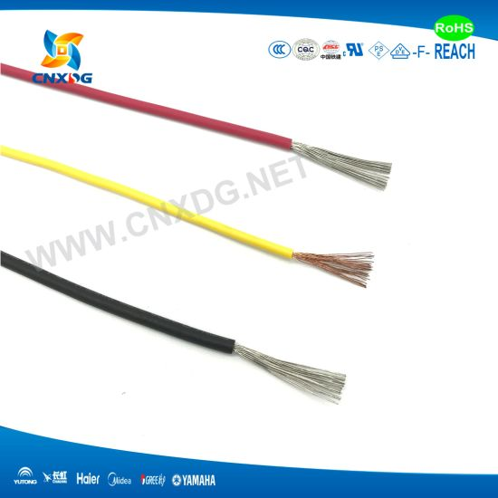 China Xlpvc Insulated Wire UL 1430 30 AWG - China Cable, Wire
