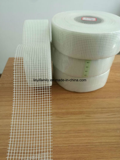 Fiberglass Self Adhesive Joint Drywall Tape pictures & photos