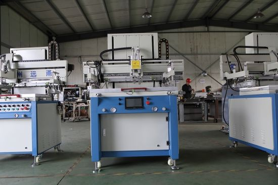 Cylindrical Semi Automatic Screen Printing Machine for Ceramics pictures & photos