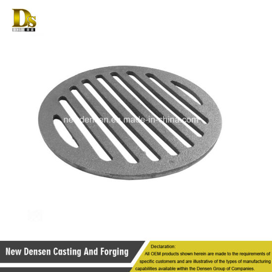 Ductile Cast Iron Gully Grates or Manhole Cover pictures & photos