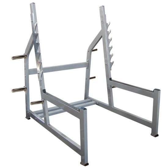 China Squat Rack Weight Crossfit Multi Gym Equipment Hammer