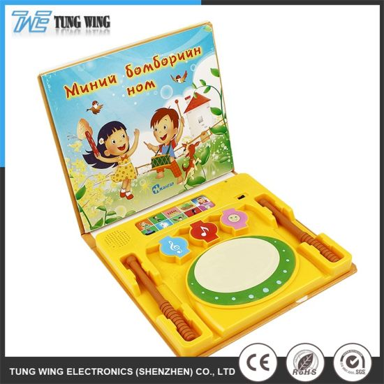 Custimized Electronic Educational Baby Musical Kids Toys pictures & photos
