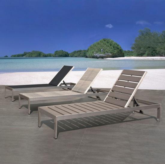 Wood Deck Chairs Sunbed Sun