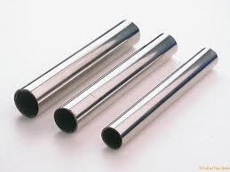 ERW Round Welded Round Stainless Steel Tube