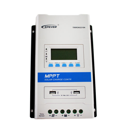 Free Collocation MPPT Solar Charge Controller for Wireless Solar System pictures & photos