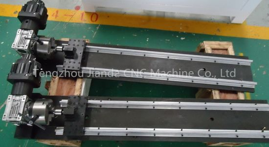 Hot Sale Multi Heads CNC Woodworking Advertising Router pictures & photos