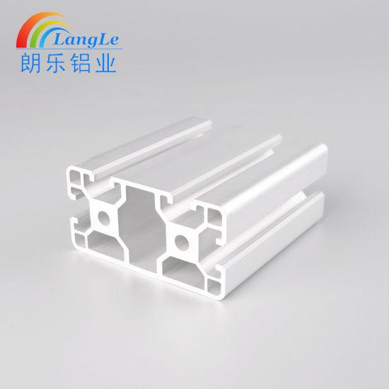 China 6063 Aluminum Extrusion 4080 T Track Industrial Aluminium ...