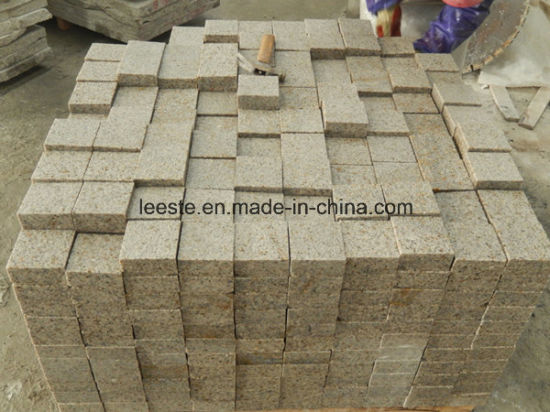 Golden Beige G682 Granite Tiles and Granite Paver pictures & photos