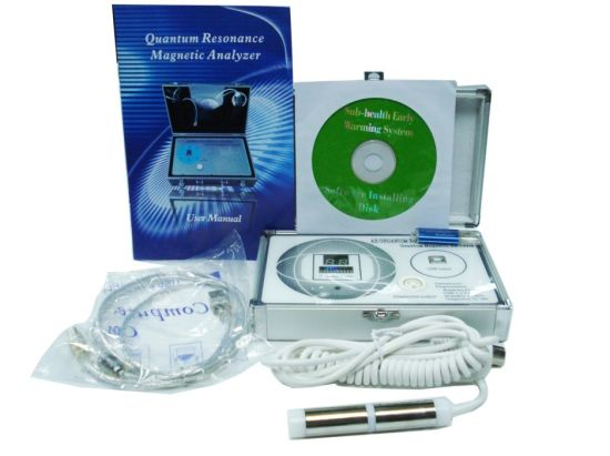 Quantum Health Analyzer pictures & photos