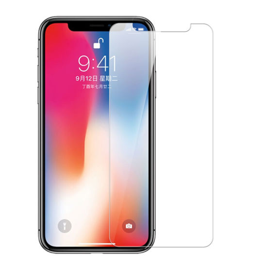 9h High Definition Cellphone LCD Protector for iPhone X