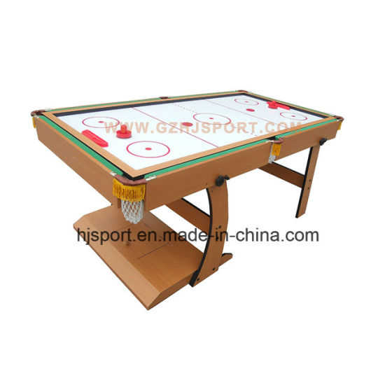 Peachy Foldable Game Sports And 3 In 1 Function Billiard Pool Table With Air Hockey And Tennis Top Download Free Architecture Designs Lectubocepmadebymaigaardcom