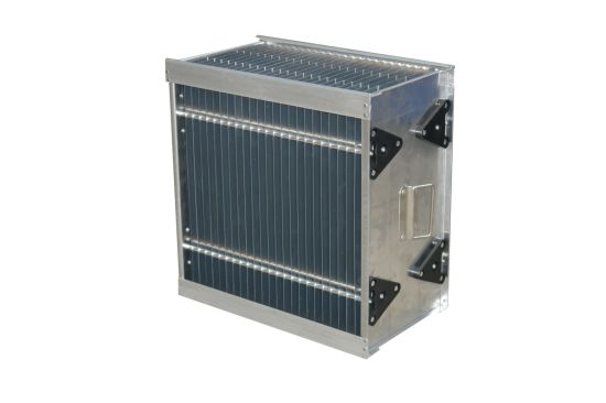 Industrial Air Extractor For Kitchen Smoke Exhaust System With Greasey Soot  Purification